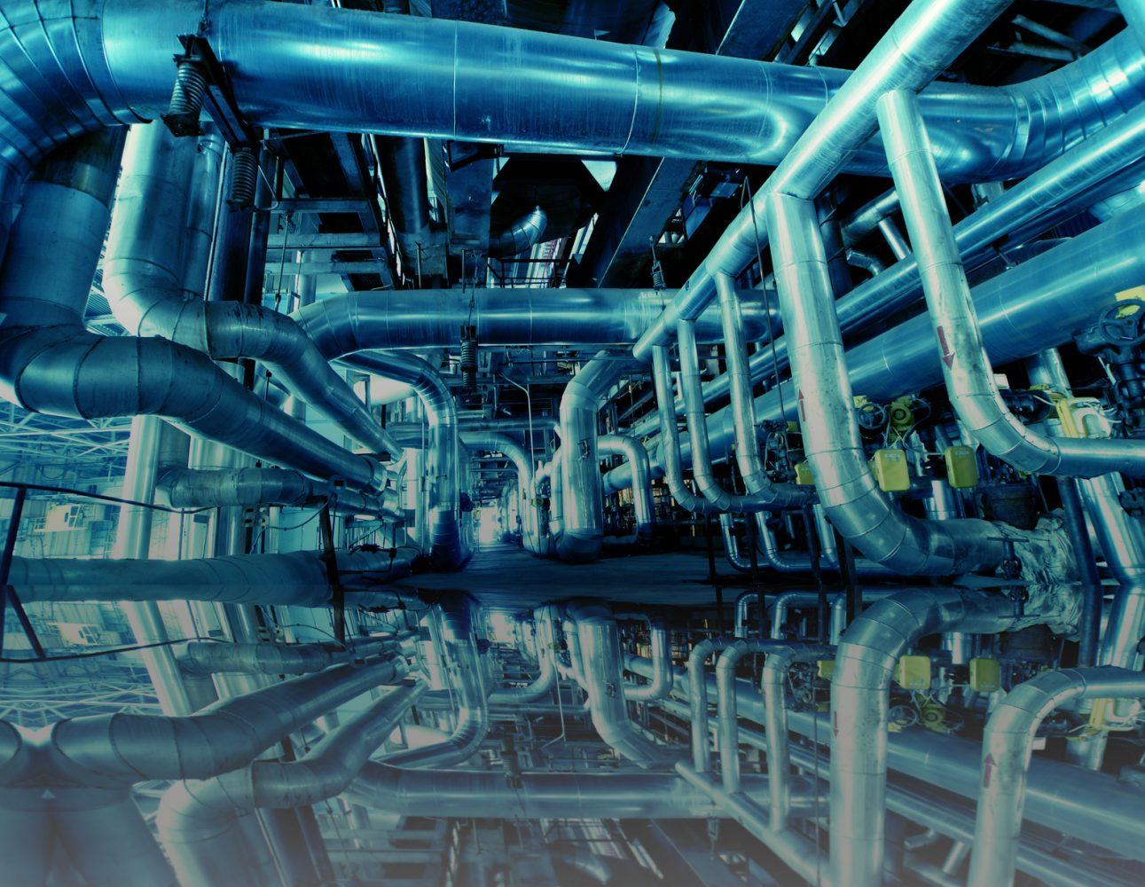 سیستم های تهویه صنعتی و تصفیه کننده هوا - غبارگیر صنعتی