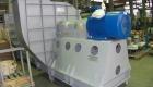 فن سانتریفیوژ رادیال - فشار بالا - تهویه صنعتی